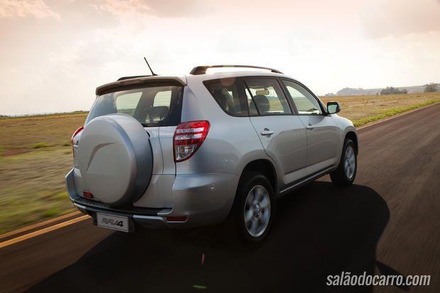 Toyota faz recall de 80 mil carros
