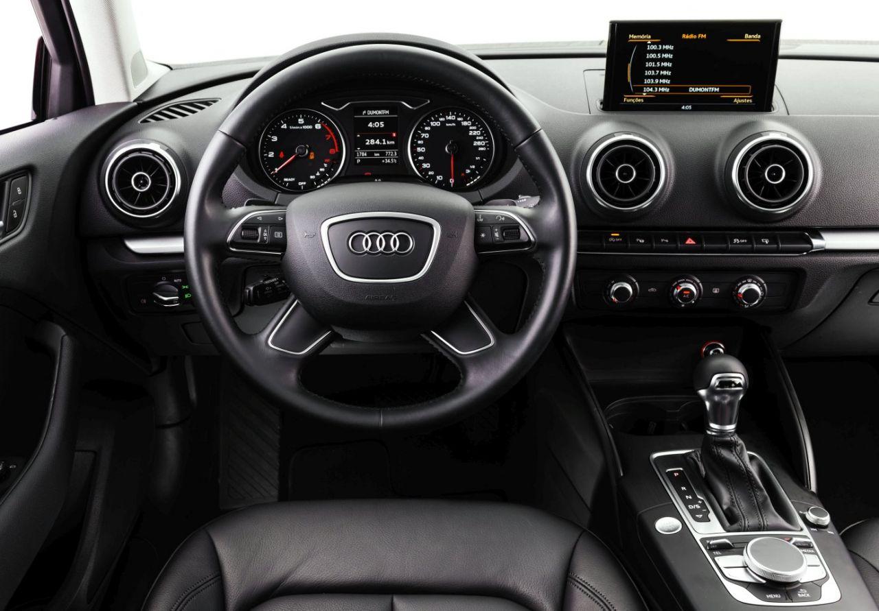 audi a3 sedan produzido no brasil - testes - salão do carro