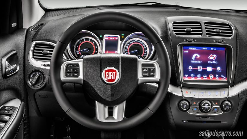 Fiat Freemont sofre recall