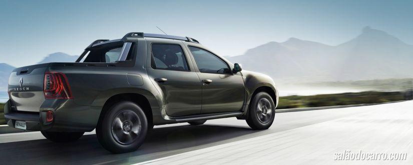 Renault Oroch Fiat Urban