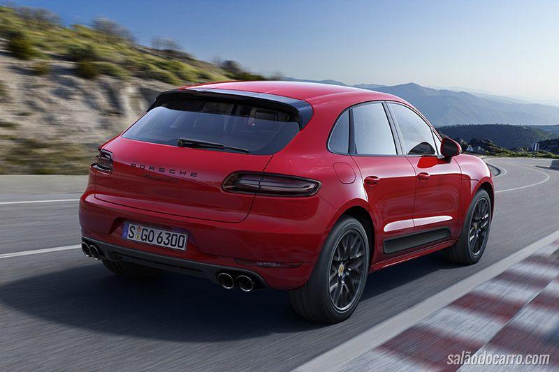 Porsche Macan GTS chegará ao Brasil