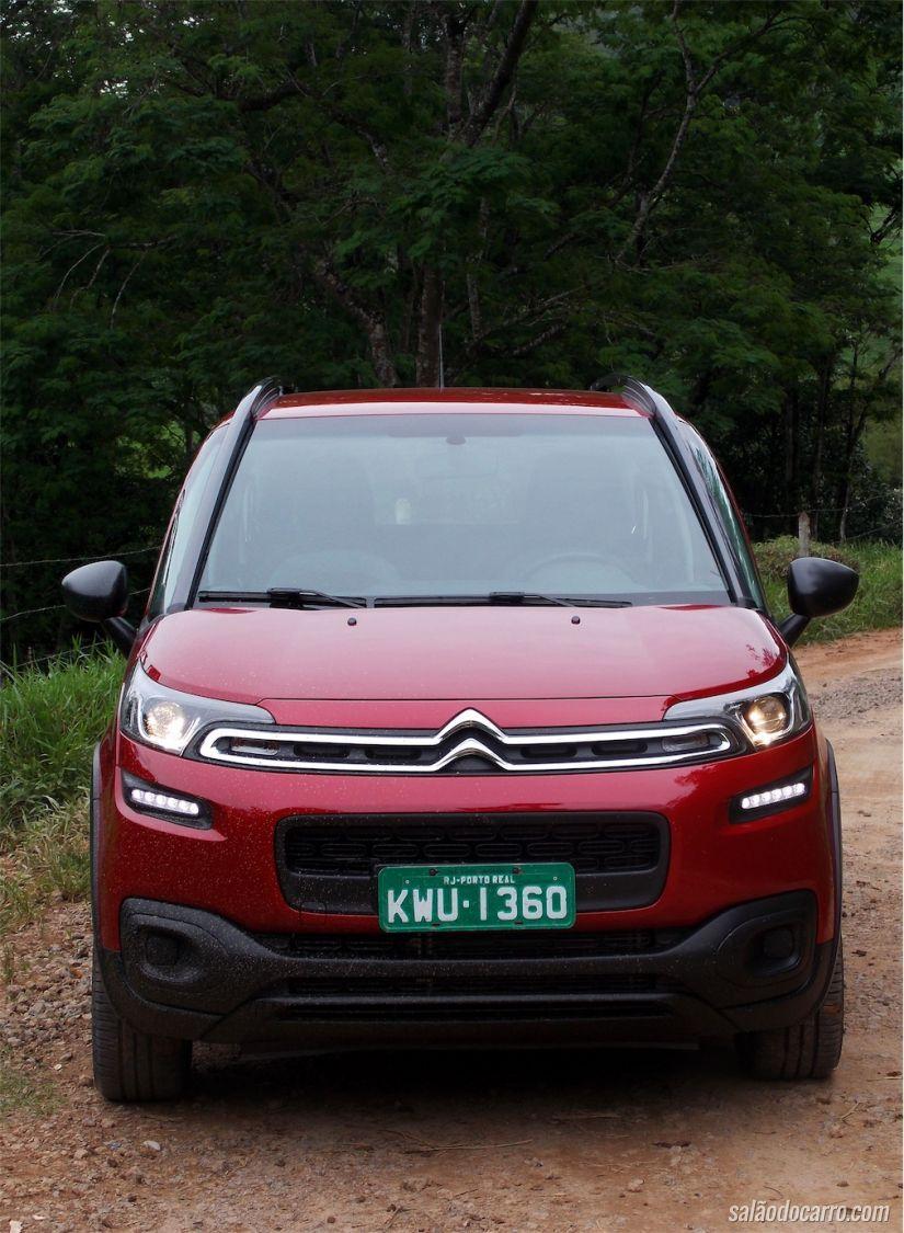 Novo Citroën Aircross