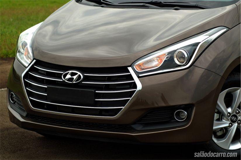 Novo Hyundai HB20S