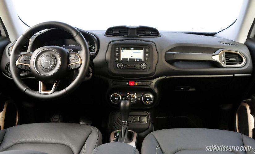 Jeep lança pacote de R$ 7 mil para Renegade Longitude