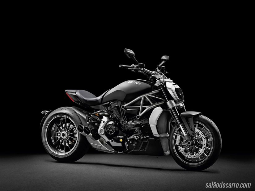 Ducati XDiavel: A moto mais bonita do Salão de Milão
