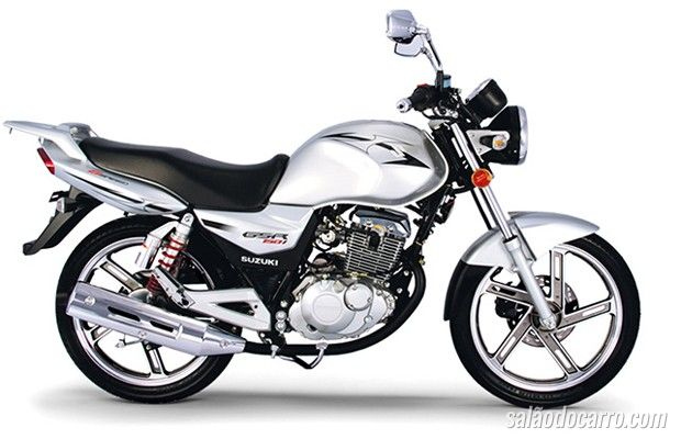 Suzuki GSR 150i sofre recall