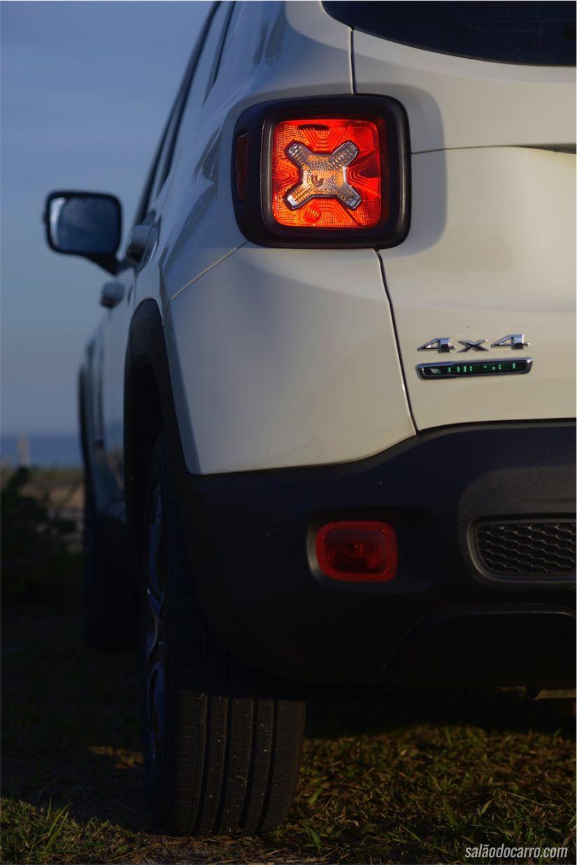 Jeep Renegade Longitude 4X4
