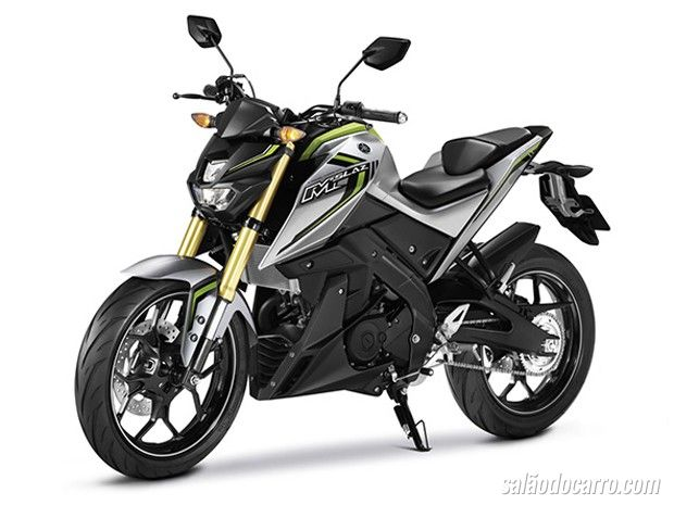 Yamaha lança M-Slaz 150 na Tailândia