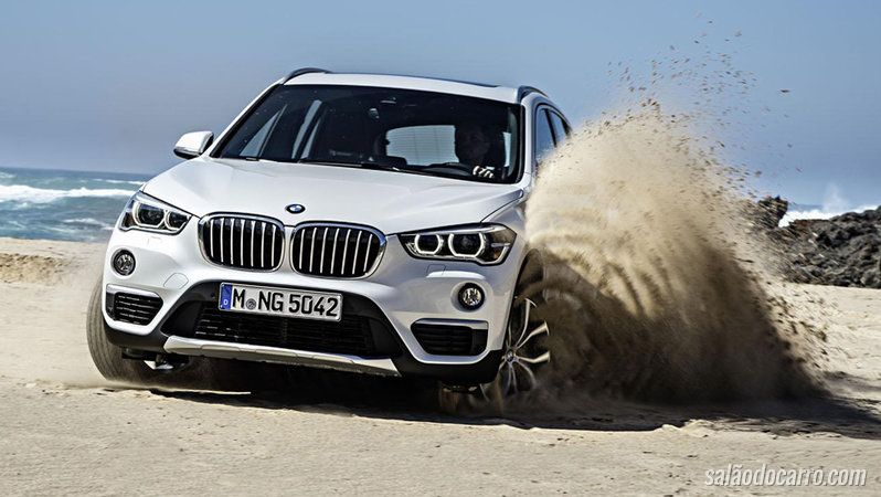 BMW inicia pré-venda do novo X1