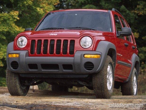Jeep convoca recall do Cherokee e Grand Cherokee