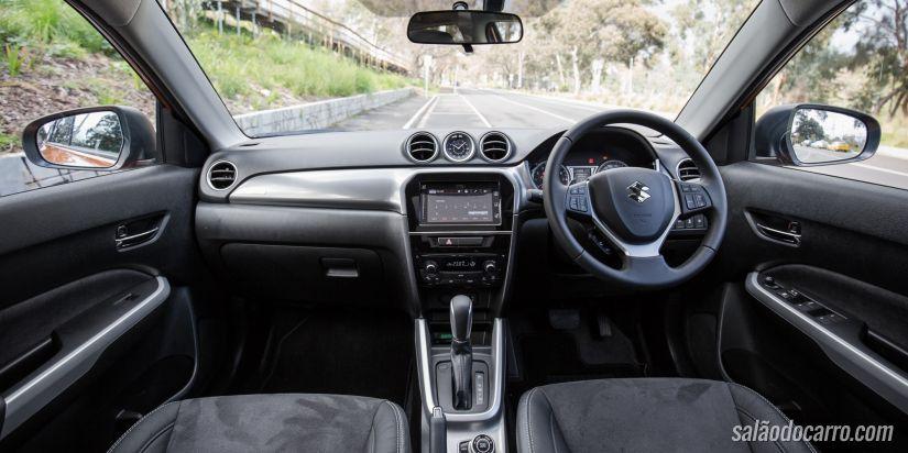 Suzuki lança versão S do Vitara