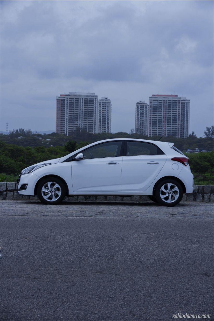 Hyundai HB20 Premium Automatic