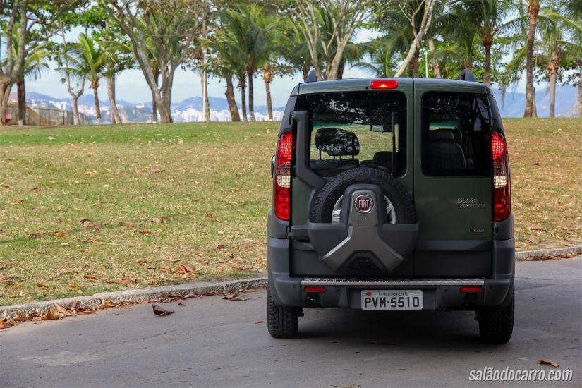 Fiat Doblò Adventure