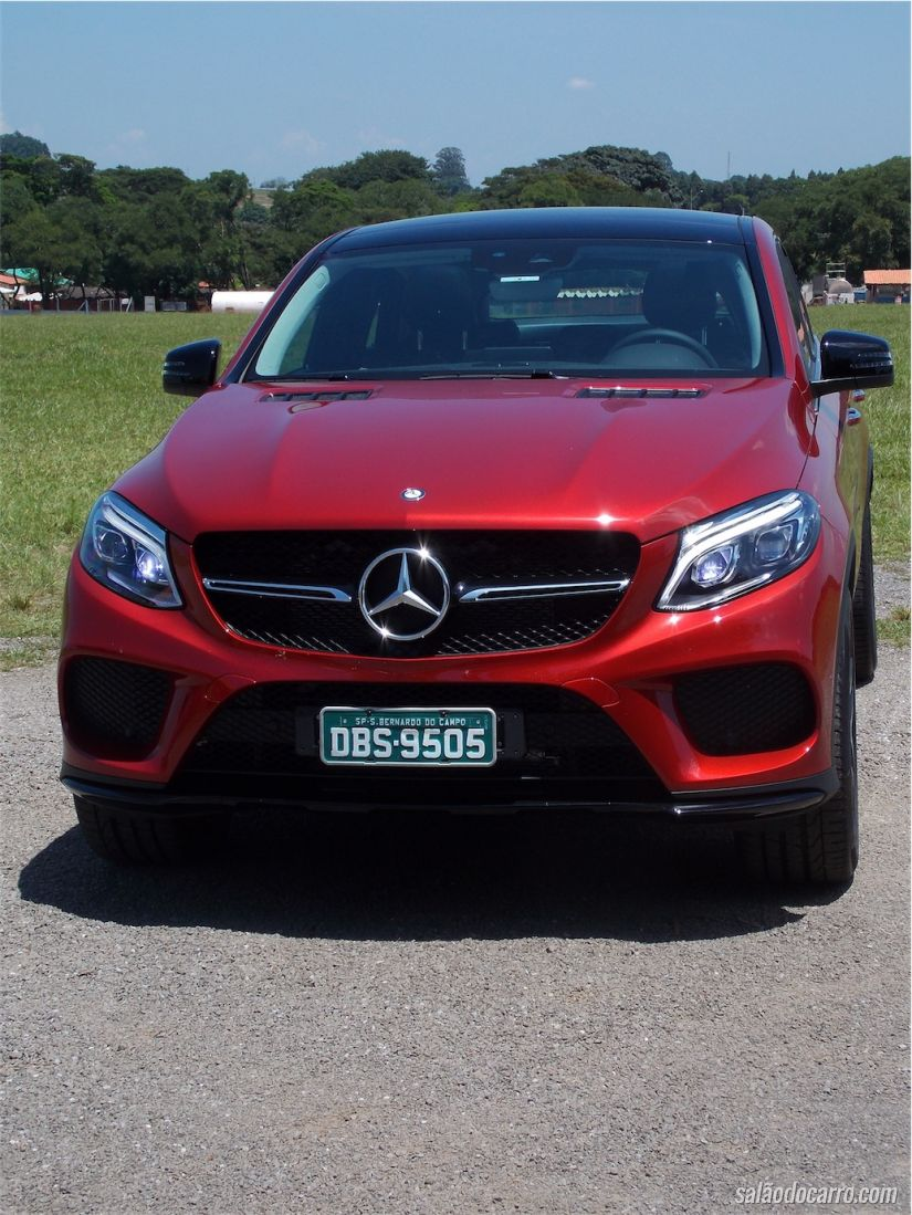 Mercedes-Benz GLE 400 4Matic cupê