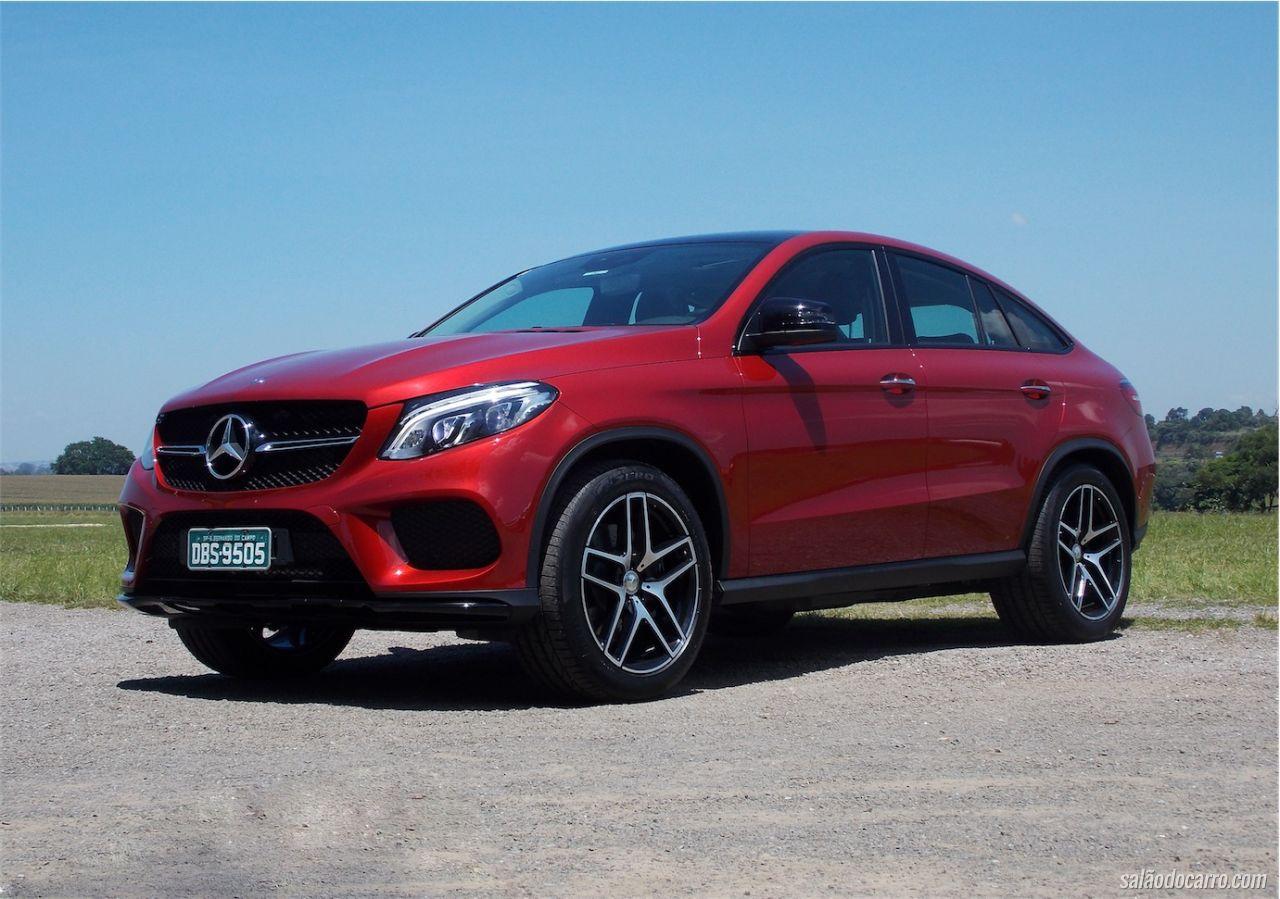 Mercedes Benz Gle 400 4matic Cup 234 Testes Sal 227 O Do Carro