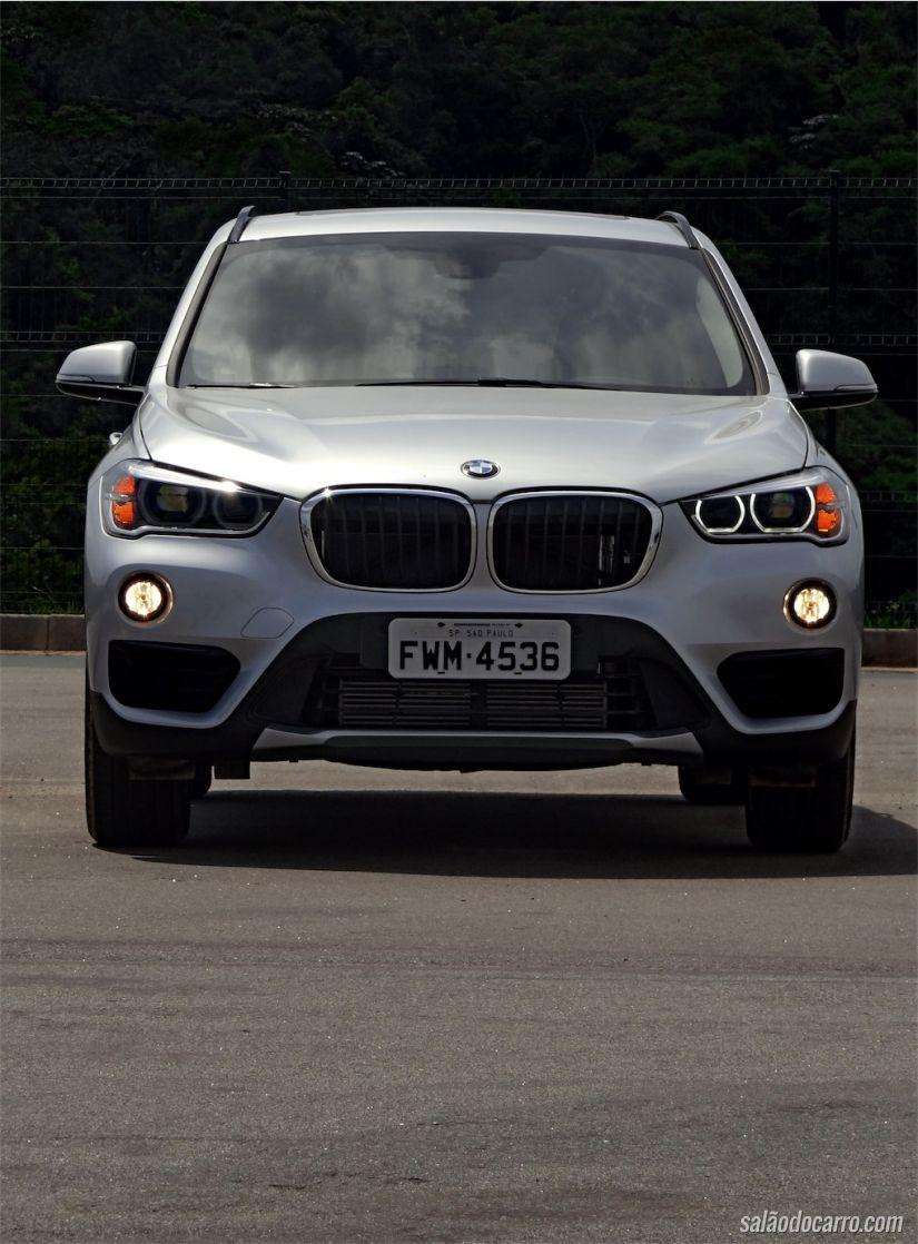 Novo BMW X1