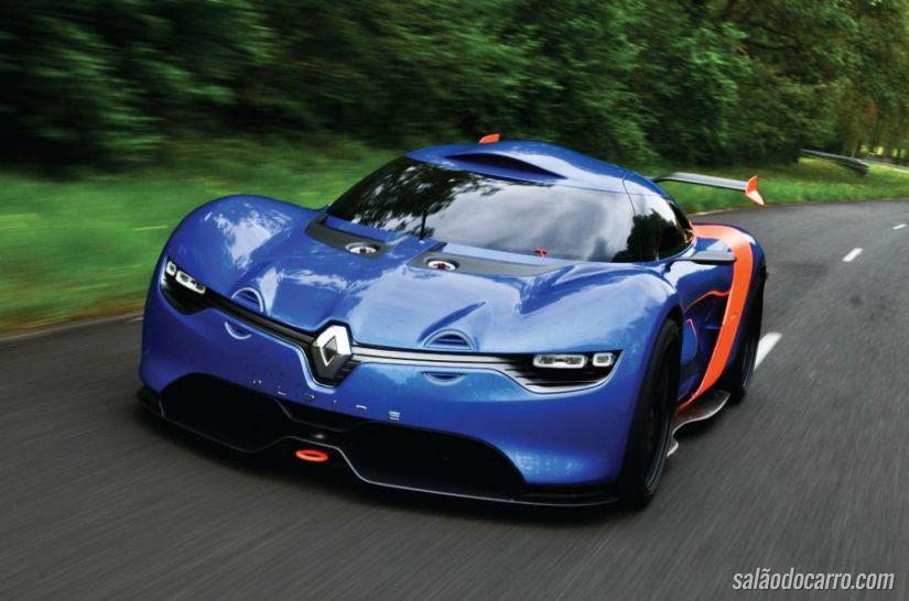 O que é New Alpine A120 Sports Car?
