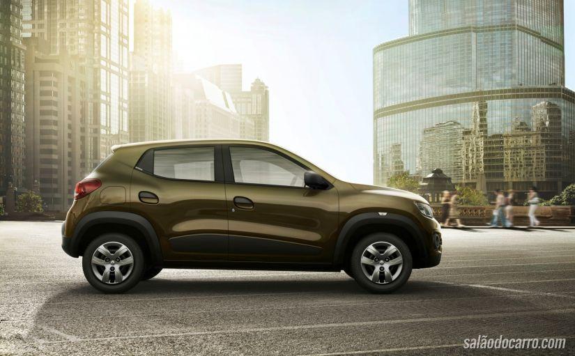 Renault confirma motor 0.8 litro para Kwid