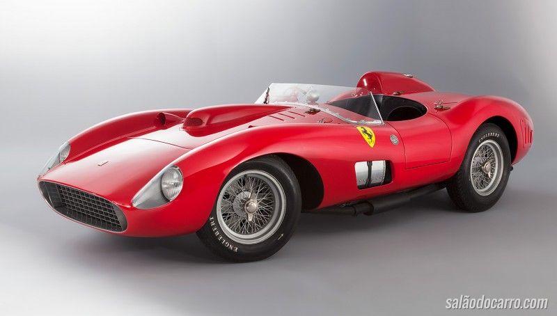 Ferrari é vendida por €32 milhões em Paris