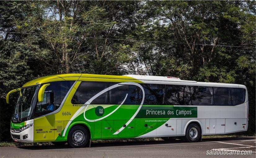 Volvo ônibus B270F