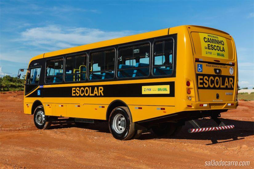 Ônibus escolar Iveco GranClass