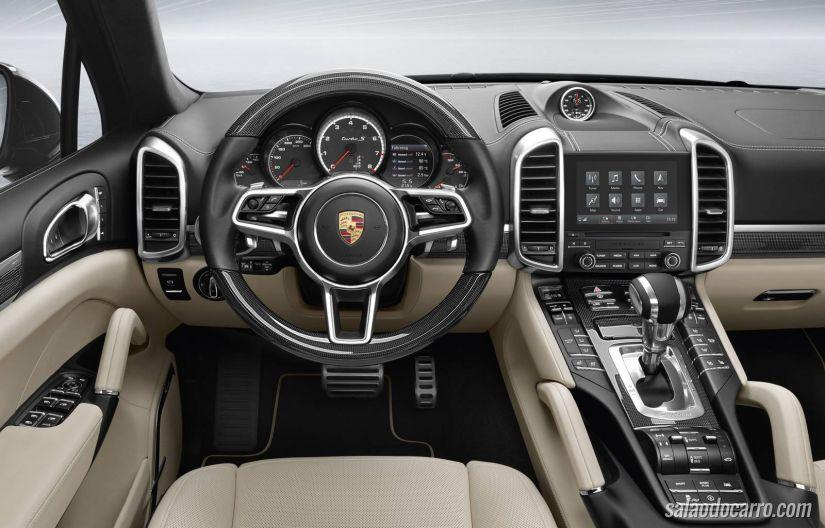 Porsche lança versão de entrada do Macan