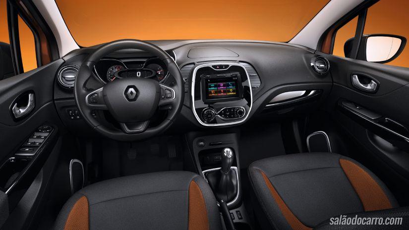 Renault traz prévia do Captur brasileiro
