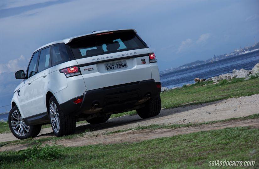 Land Rover Range Rover Sport HSE SDV8