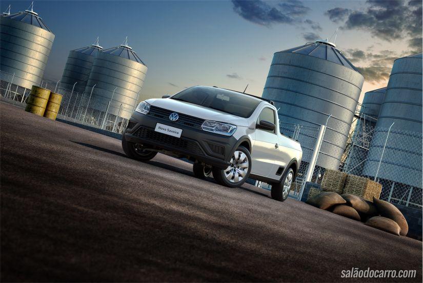 Nova Volkswagen Saveiro