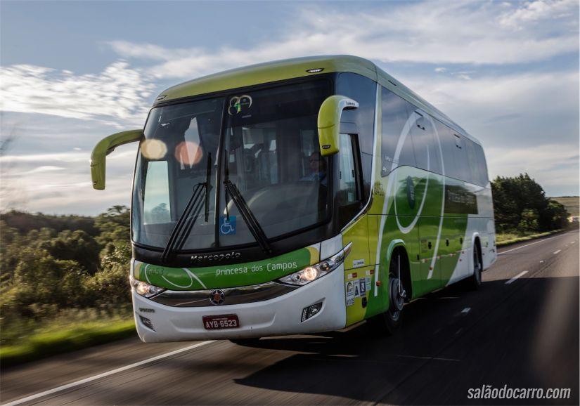 Ônibus rodoviário: Volvo B310R