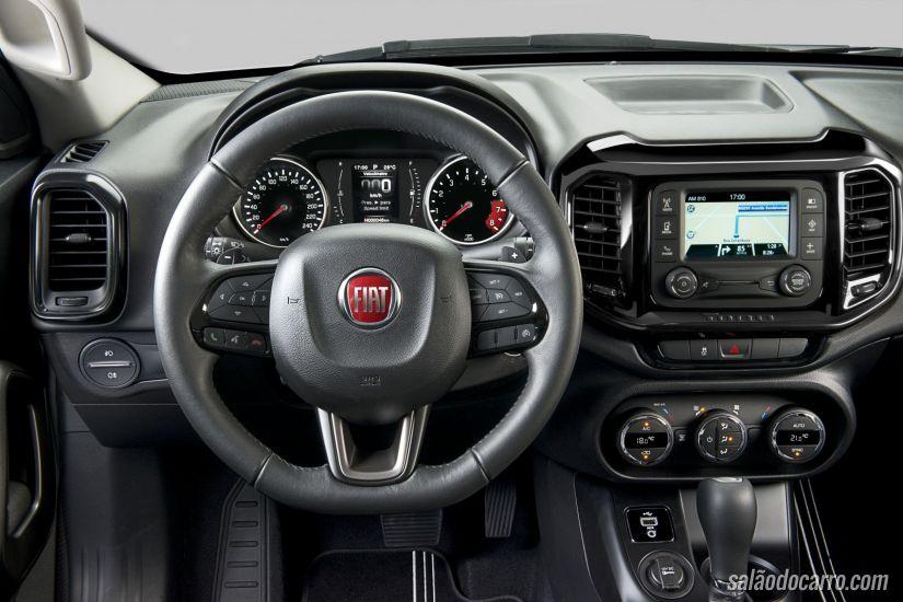 Fiat Toro bate concorrentes nas vendas de Março