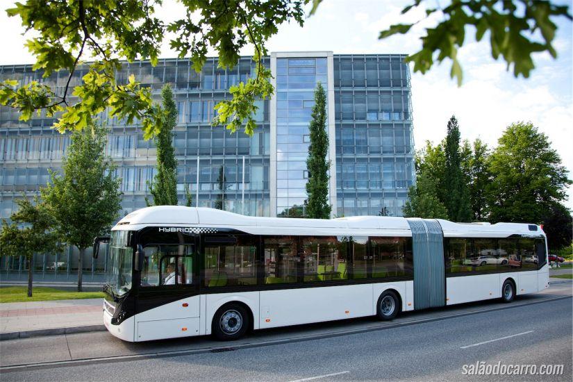 Volvo Hibriplus