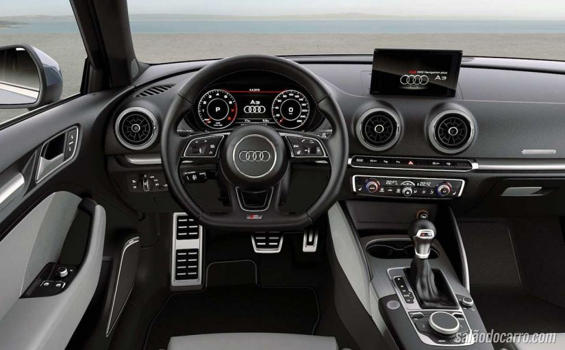Audi A3 ganha novidades