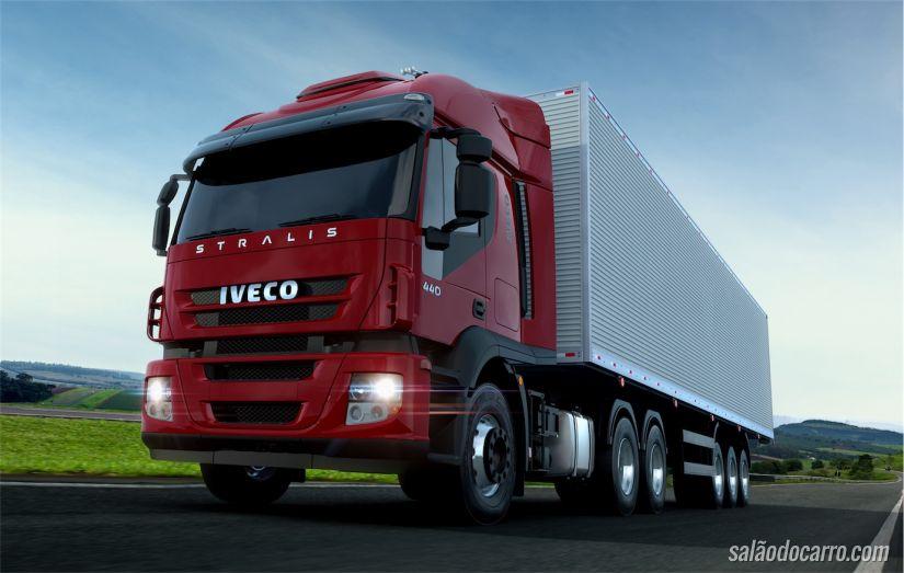 Iveco Stralis 440