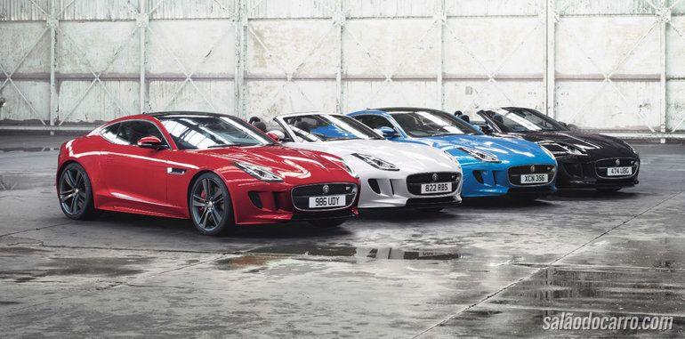 Jaguar Land Rover cresce 4,8% no Brasil