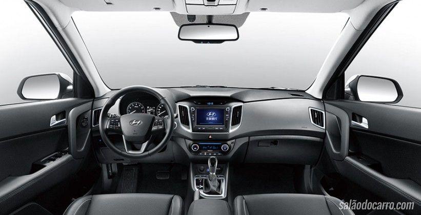 Hyundai confirma Ix25 no Brasil para 2017