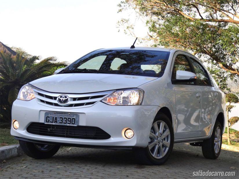 Toyota Etios 2017