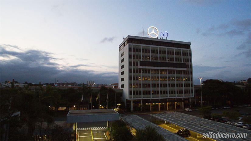 Mercedes-Benz no Brasil