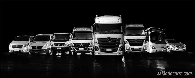 Família Mercedes-Benz