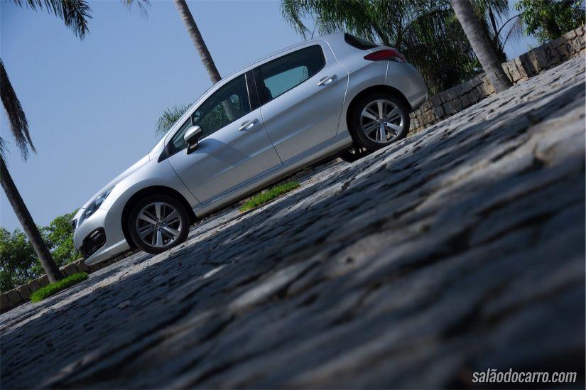 Novo Peugeot 308 Griffe