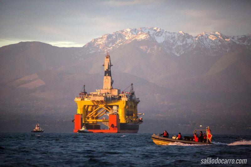 Shell busca fonte renovável de combustível