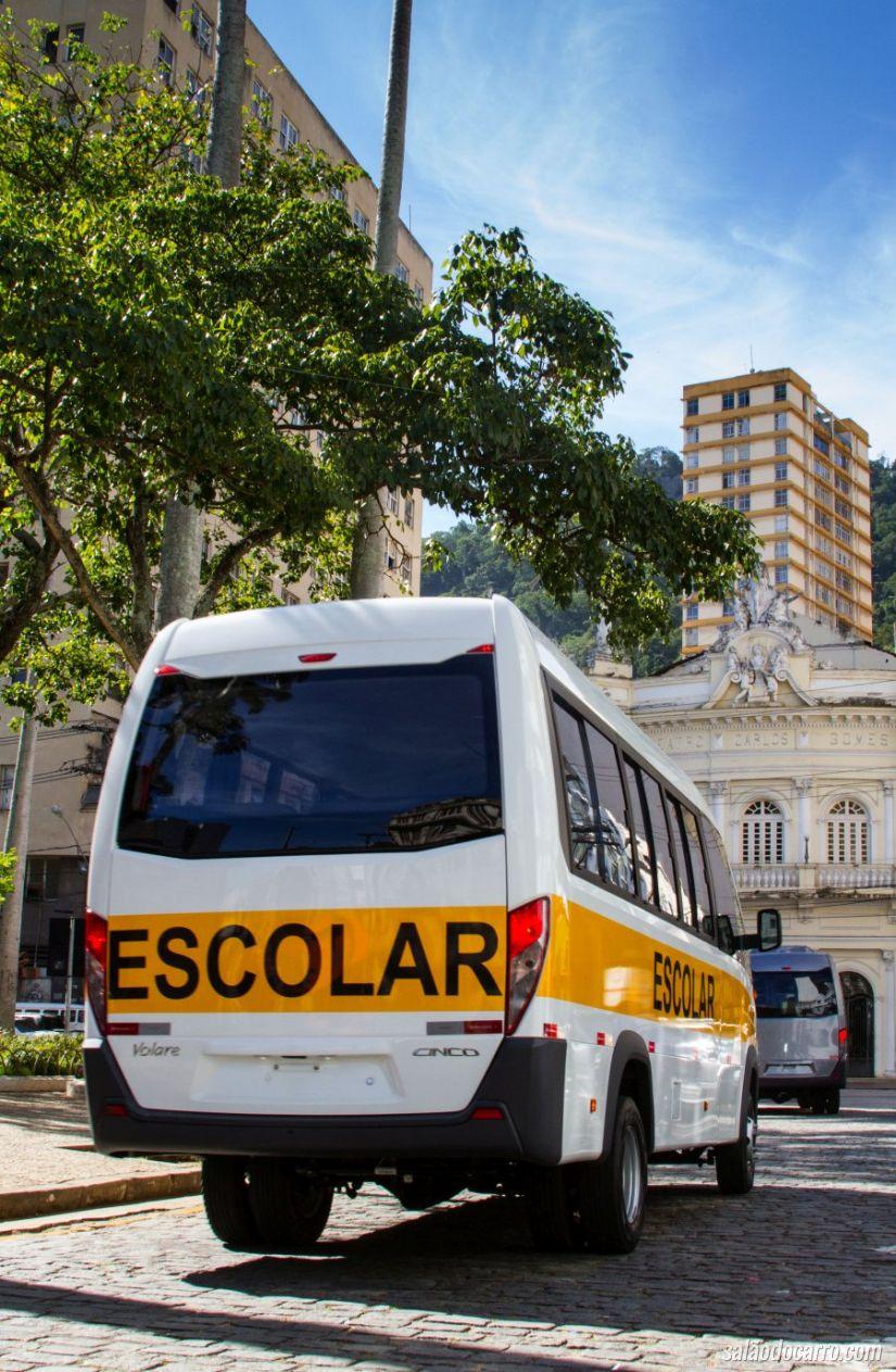 Micro-ônibus Cinco