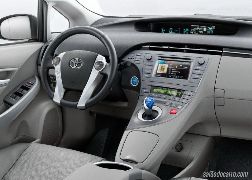 Novo elétrico no Brasil: Prius está chegando!