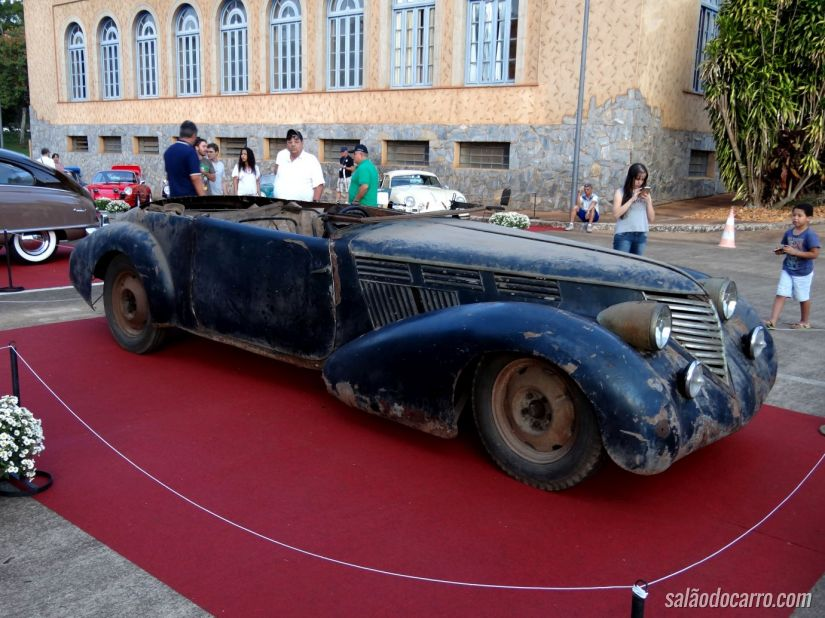 Lancia Astura 1937