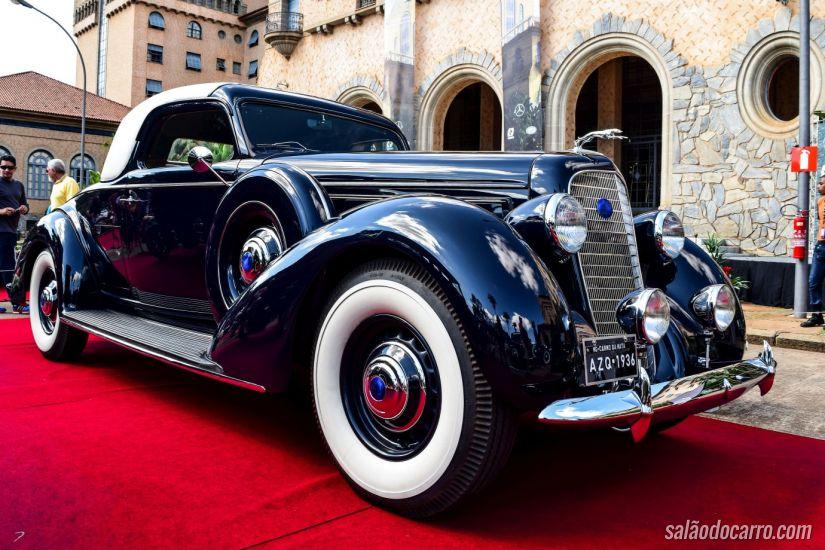 Lincoln K Coupé Le Baron V12 1936