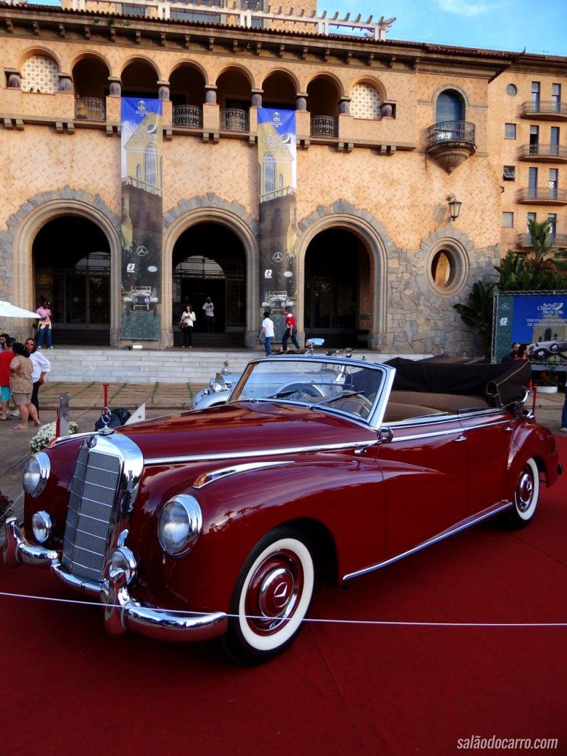 Mercedes 300D Adenauer 1952