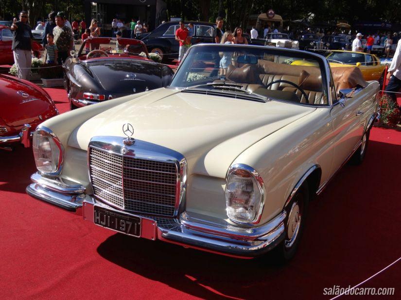 Mercedes 280 SE 3.5 1971