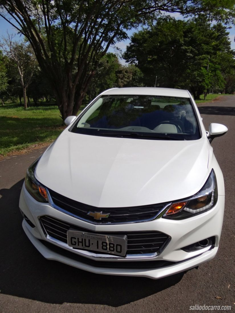 Chevrolet Cruze Turbo