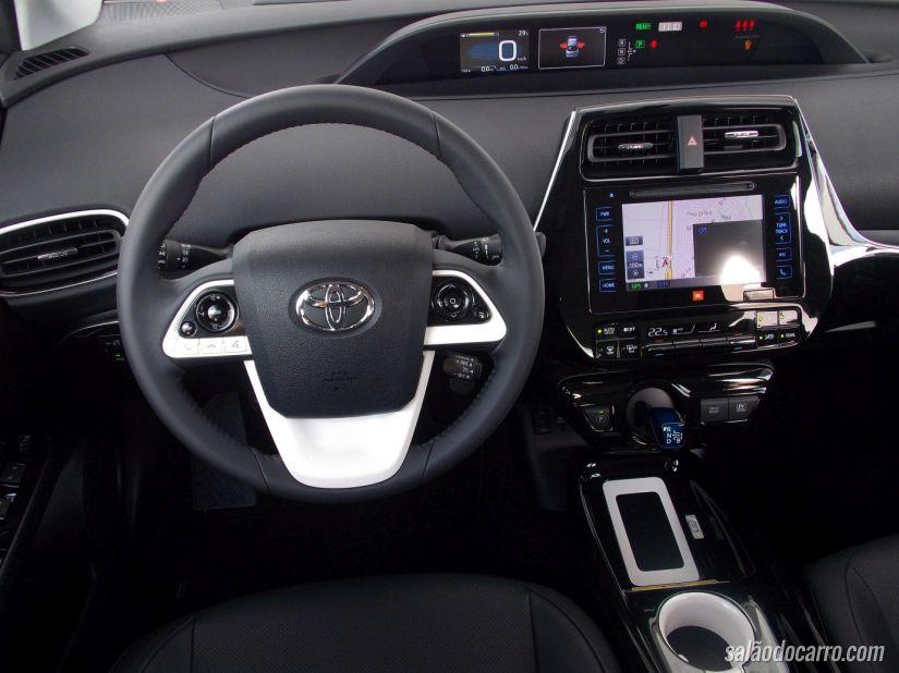 Novo Toyota Prius