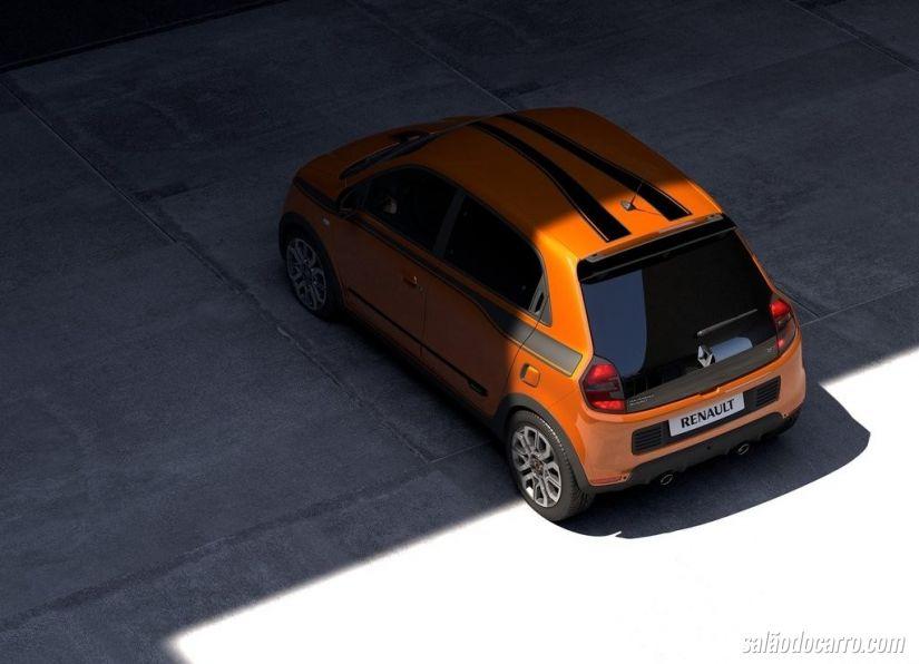 Renault Twingo GT chega com motor 0.9 turbo e 110 cv